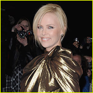 Charlize Theron: Down With Homophobia!