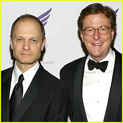 David Hyde Pierce is a Married Man