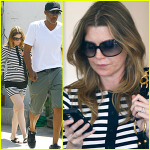 Ellen Pompeo & T.R. Knight Milk It