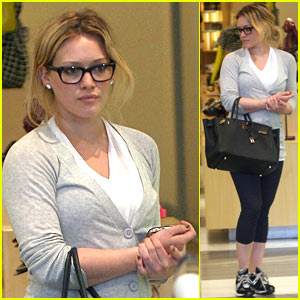 Join Hilary Duff For AIDS Walk New York
