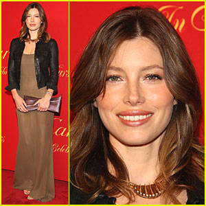 Jessica Biel is a Cartier Cutie