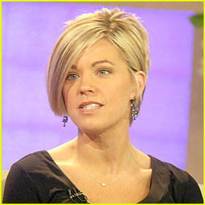 Kate Gosselin: Today Show Talkative