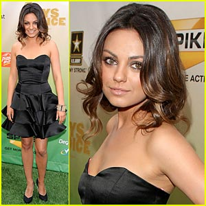 Mila Kunis is Every Guy's Choice