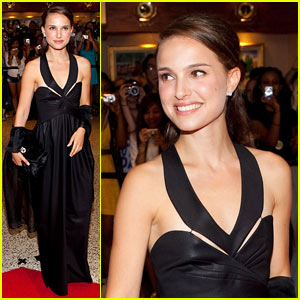 Natalie Portman: White House Correspondents Dinner