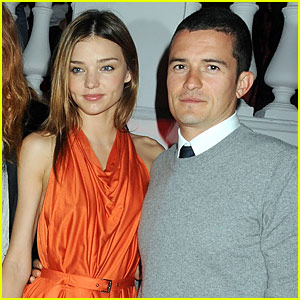 Orlando Bloom & Miranda Kerr: Engaged?