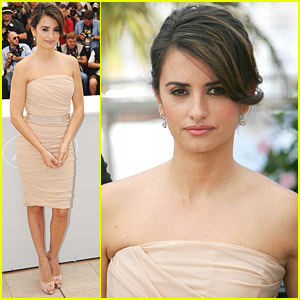 Penelope Cruz Embraces Cannes