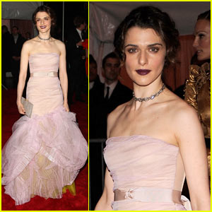 Rachel Weisz - MET Costume Institute Gala 2009