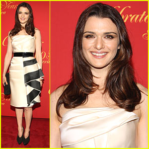 Rachel Weisz is Prabal Pretty