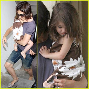 Suri Cruise: Sunflower Sweetheart