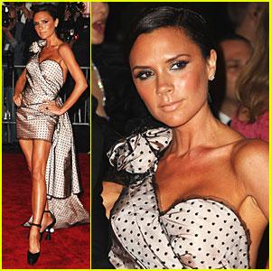 Victoria Beckham - 2009 MET Costume Gala