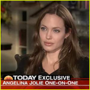 Angelina Jolie: Refugees Give Me New Appreciation For Life