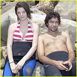 Adrian Grenier & Ashley Greene: Second Date!