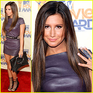 Ashley Tisdale - MTV Movie Awards 2009