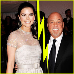 Billy Joel & Katie Lee Split