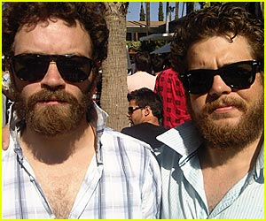 Danny Masterson & Jack Osbourne: Twins!