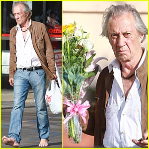 david carradine naked picture