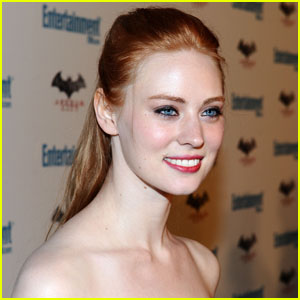 Deborah Ann Woll is a True Blood Babe