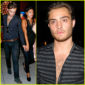Ed Westwick: Birthday Bowling Party!
