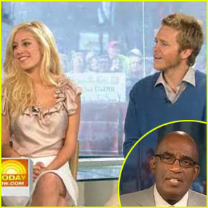 Heidi Montag to Al Roker: You Suck!