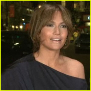 Jennifer Lopez Talks About Her Back-Up Plan