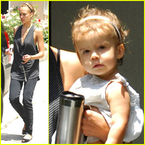 Jessica Alba & Honor Warren: Play Date Duo