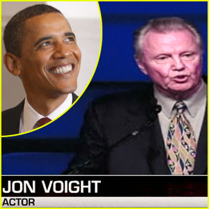 Jon Voight: Barack Obama is a False Prophet