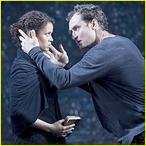 Jude Law in Hamlet -- FIRST LOOK