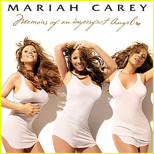 Mariah Carey Reveals 'Memoirs of an Imperfect Angel' Album Cover