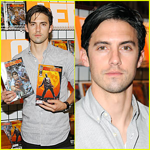 Milo Ventimiglia is Berserker Bold