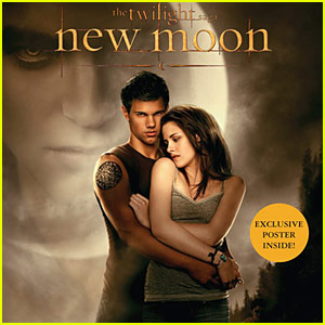 'New Moon' Book Cover Revealed!