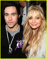 Nicole Richie & Pete Wentz: Fashion Friends