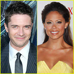 Vanessa Minnillo & Topher Grace Couple Up?