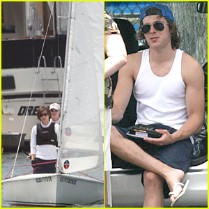 Zac Efron Sails Into The Death and Life of Charlie St. Cloud