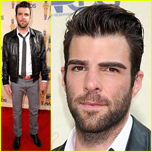 Zachary Quinto - MTV Movie Awards 2009