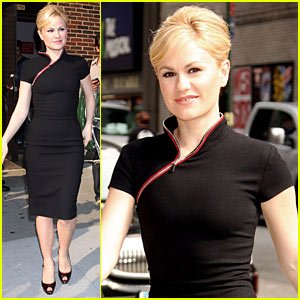 Anna Paquin is a Cheongsam Chick