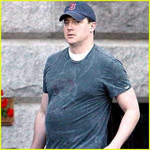 Brendan Fraser: Get In Mah Belly
