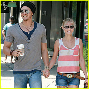 Chad Michael Murray &#038; Kenzie Dalton: Shady Pair