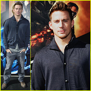 Channing Tatum: Go G.I. Joe!