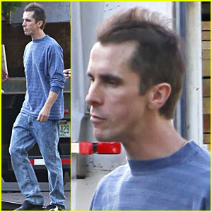 Christian Bale Looks Crack Cocaine Addicted