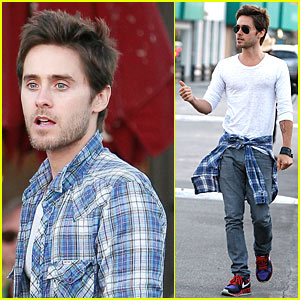 Jared Leto & Brent Bolthouse: Fourth of July BFFs