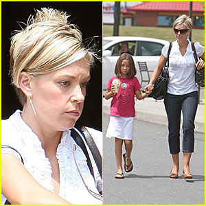 Kate Gosselin is Starbucks Super