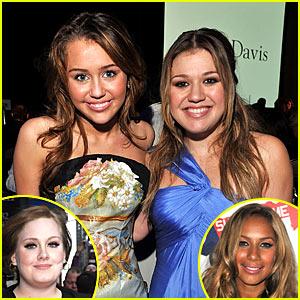 Kelly Clarkson & Miley Cyrus: VH1 Divas