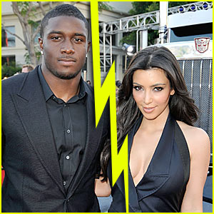 Kim Kardashian &#038; Reggie Bush Split