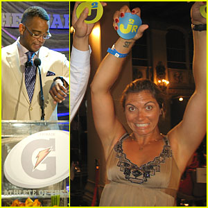 Misty May: Dancing With the Gatorade Stars!