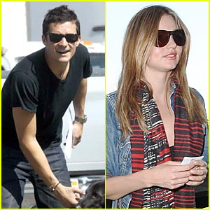 Orlando Bloom & Miranda Kerr: Sidi Sweethearts