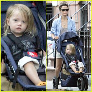 River Deary Is A Brooklyn Baby Celebrity Babies Keri