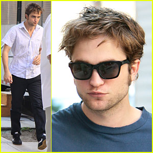 Robert Pattinson Remembers Regis High School