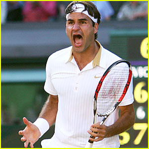 Roger Federer Wins Wimbledon, 15th Major