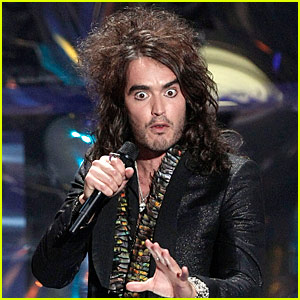 Russell Brand To Host VMAs Again