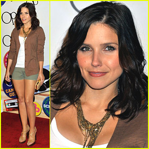 Sophia Bush's OPen Campus Launch Party